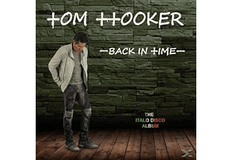 Tom Hooker - Back in Time (European edition) - (CD)