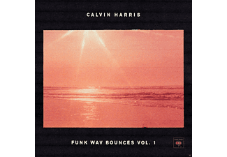 Calvin Harris - Funk Wav Bounces Vol.1 - (CD)