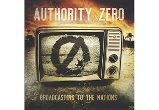 Authority Zero - Broadcasting To The Nations - (Vinyl)