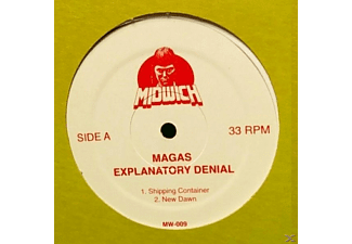 Magas - Explanatory Denial - (Vinyl)