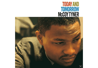 Mc Coy Tyner - Today And Tomorrow - (Vinyl)