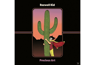 Rozwell Kid - Precious Art - (CD)