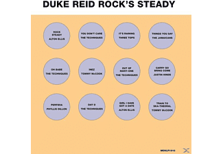 VARIOUS - Duke Reid Rock's Steady - (Vinyl)