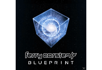 Ferry Corsten - Blueprint (2CD) - (CD)