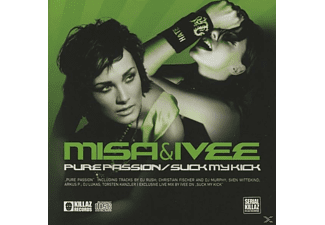Various/Misa & Ivee - Pure Passion/Suck My Deck - (CD)
