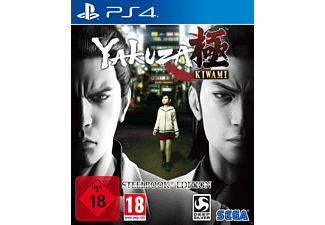 Yakuza Kiwami (D1 Edition SteelBook) [PlayStation 4]