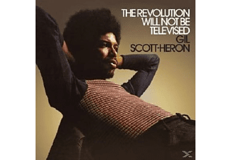 Gil Scott-Heron - The Revolution Will Not Be Televised - (CD)