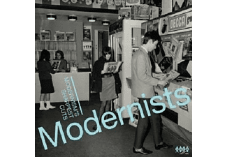 VARIOUS - Modernists-Modernism's Sharpest Cuts - (Vinyl)
