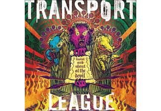 Transport League - Twist And Shout At The Devil - (CD)