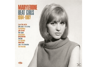 VARIOUS - Marylebone Beat Girls (180 Gr.Orange Vinyl) - (Vinyl)