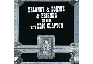Delaney & Bonnie - On Tour With Eric Clapton - (CD)