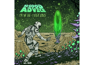 No Good Advice - From The Outer Space - (CD)