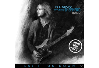 Kenny Wayne Shepherd - Lay It On Down (180 Gr.Black Vinyl+MP3) - (LP + Download)