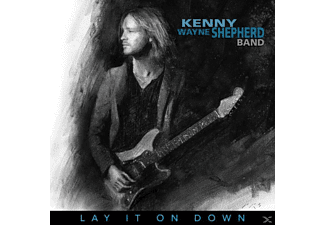 Kenny Wayne Shepherd - Lay It On Down - (CD)