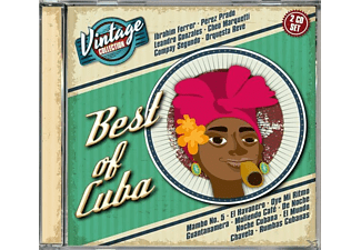 VARIOUS - Best Of Cuba-Vintage Collection - (CD)