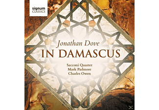 Charles Owen, Mark Padmore, Sacconi Quartet - In Damascus - (CD)