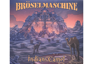 Bröselmaschine - Indian Camel (Colored Vinyl) - (Vinyl)