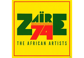 Diverse Africa - The African Artists - (CD)