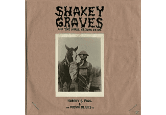 Shakey  Graves - And The Horse He Rode In On (Ltd.Clear 180g 2LP) - (Vinyl)