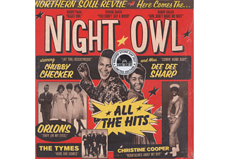 VARIOUS - Here Comes The Night Owl - (Vinyl)