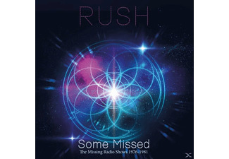 Rush - Some Missed (The Missing Radio Shows 1976-1981) - (CD)