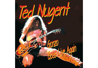 Ted Nugent - Gonzo Goes Live Again (The Radio Shows) - (CD)