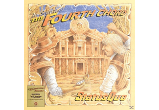 Status Quo - In Search Of The Fourth Chord - (Vinyl)