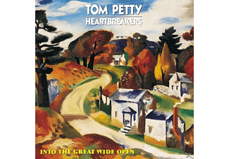 Tom Petty, The Heartbreakers - Into The Great Wide Open (1LP) - (Vinyl)