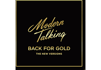 Modern Talking - Back for Gold - The New Versions - (CD)