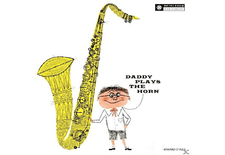 Dexter Gordon - Daddy Plays The Horn - (CD)