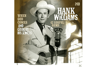 Hank Williams - When God Comes And Gathers His Jewels - (CD)