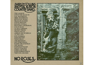 Shirley/albion C Collins - No Roses - (CD)
