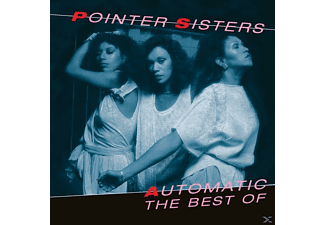 The Pointer Sisters - Automatic-Best Of - (CD)