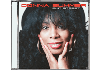 Donna Summer - Fun Street - (CD)
