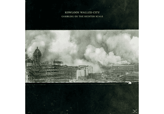 Kowloon Walled City - Gambling On The Richter Scale - (Vinyl)