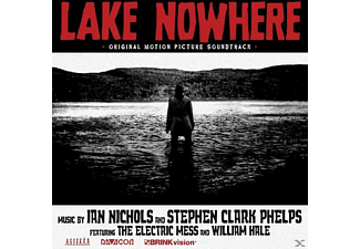 O.S.T. - Lake Nowhere (LTD Red Vinyl) - (Vinyl)