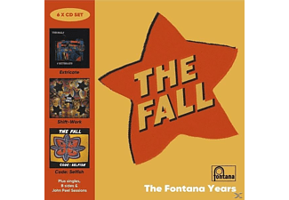 The Fall - The Fontana Years (6CD Box) - (CD)
