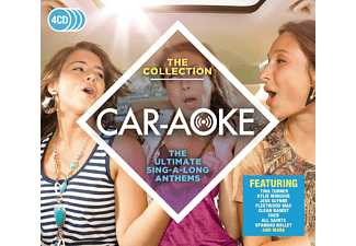 VARIOUS - Car-Aoke: The Collection - (CD)