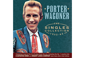 Porter Wagoner - The Singles Collection 1952-62 - (CD)