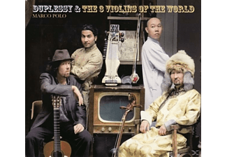 Mathias & The Violins Of The World Duplessy - Marco Polo - (CD)