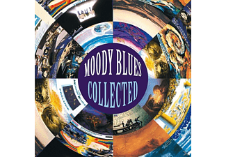 The Moody Blues - Collected - (Vinyl)