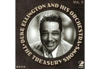 Duke Ellington - Duke Ellington: The Treasury Shows Vol. 5 - (CD)