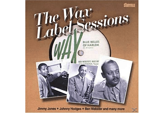VARIOUS - The Wax Label Sessions - (CD)
