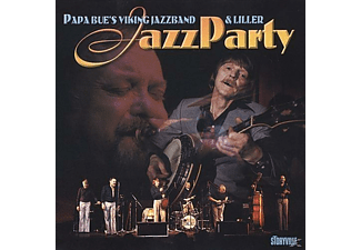 Papa Bue's Viking Jazzband, Bjarne Liller - Jazz Party - (CD)