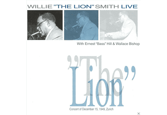 "Willie ""The Lion"" Smith - ""The Lion"" Live (15-12-1949, Zurich) - (CD)"