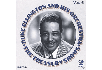 Duke Ellington - The Treasury Shows Vol. 06 - (CD)