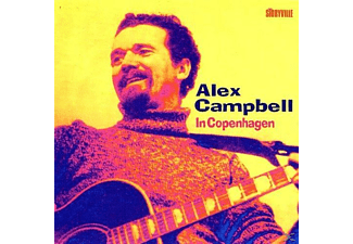 Alex Campbell - In Copenhagen - (CD)