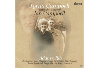 Ian Campbell - Adam's Rib - (CD)