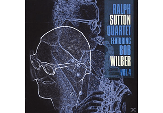 Bob Wilber, Ralph Sutton Quartet - Ralph Sutton Quartet Feat.Bob Wilber Vol.4 - (CD)