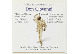 The Dresden State Opera Chorus And Orchestra - Don Giovanni 1943 - (CD)
